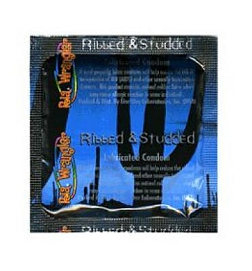 Ria Wrangler Condoms (144pcs Per Bowl)