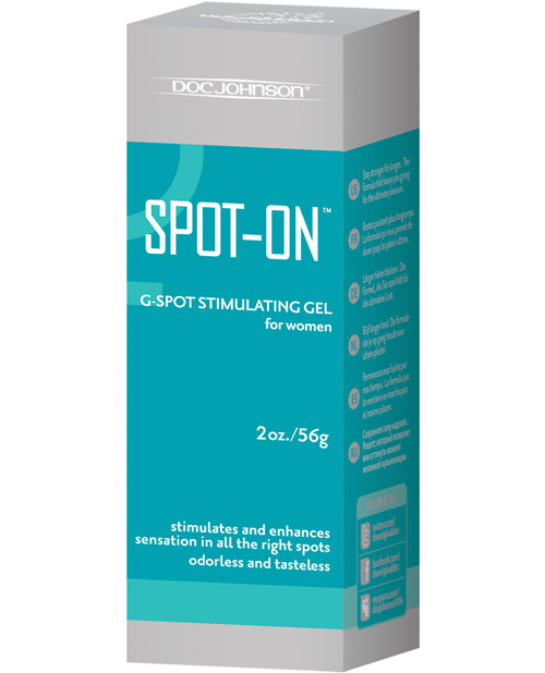SPOT ON G-SPOT STIMULATING GEL 2 oz.