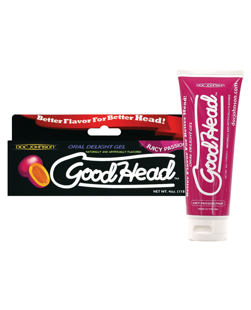 GOOD HEAD 4 OZ. P/FRUIT BX