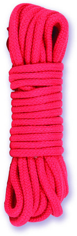 Japanese Bondage Rope - Red