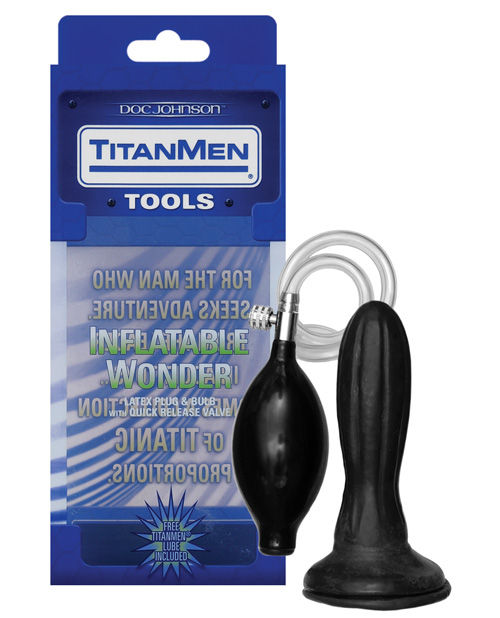 TITANMEN INFLATABLE WONDER