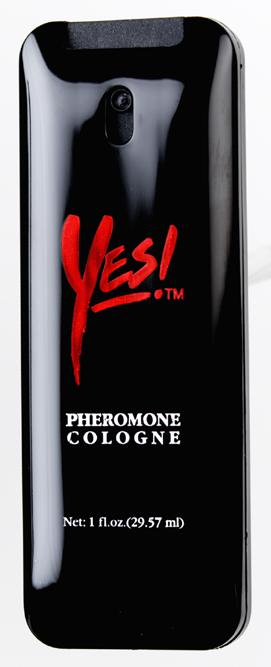 YES! COLOGNE FOR MEN EA