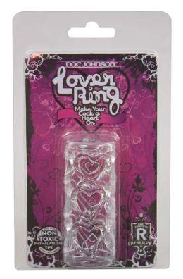 LOVER RINGS CLEAR