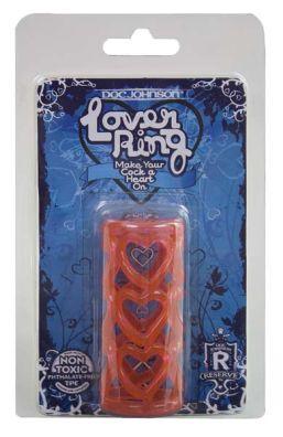 LOVE RINGS RED