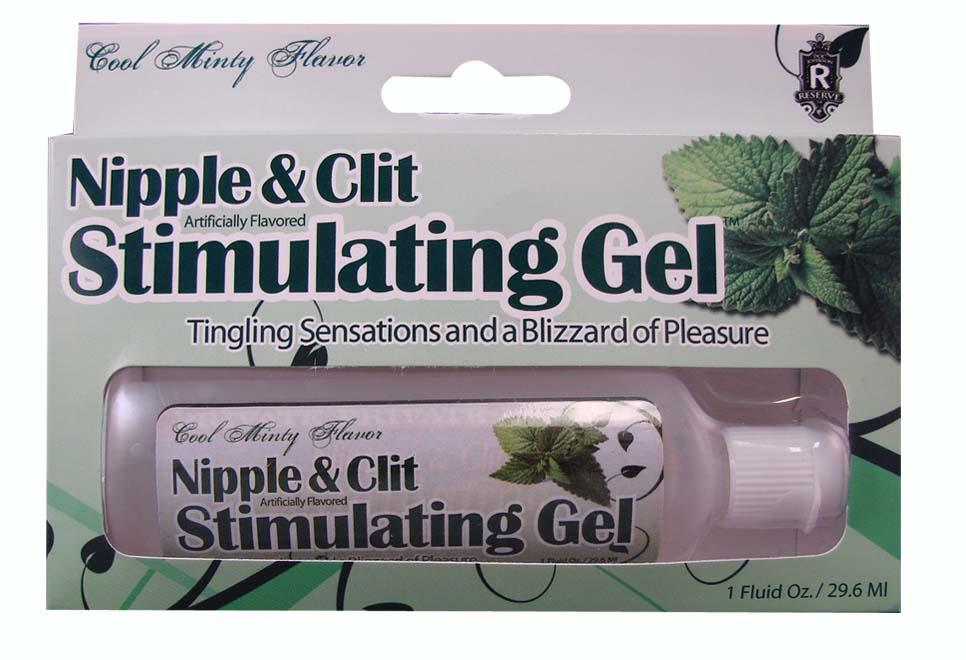 NIPPLE & CLIT STIMULATING GEL