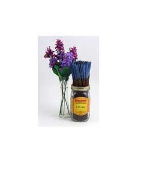 WILDBERRY INCENSE LILAC 100PCS