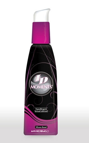 ID MOMENTS SILICONE PUMP BOTTLE 6.4 OZ