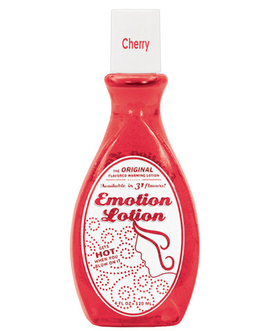 EMOTION LOTION-CHERRY