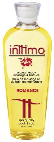 Wet Aromatherapy Oil - Romance