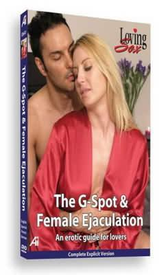 The G-Spot and Female Ejaculation -Dvd