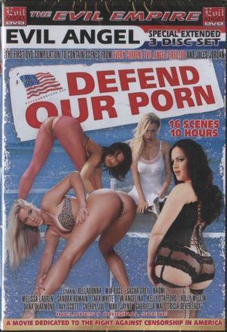 Defend Our Porn -Dvd (Sale)