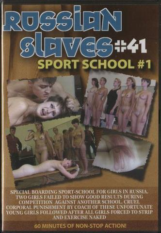 Russian Slaves #41 -Dvd