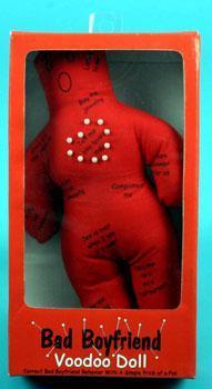 Bad Boyfriend Voodoo Doll