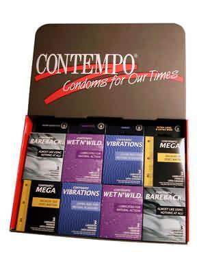 Contempo 48 Pc Display