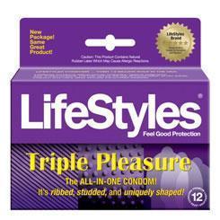 Lifestyles Pleasure 12 Pack
