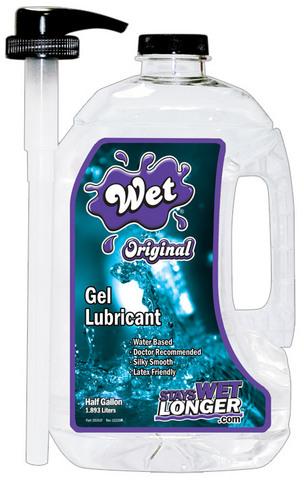 Wet Half Gallon Original Body Glide