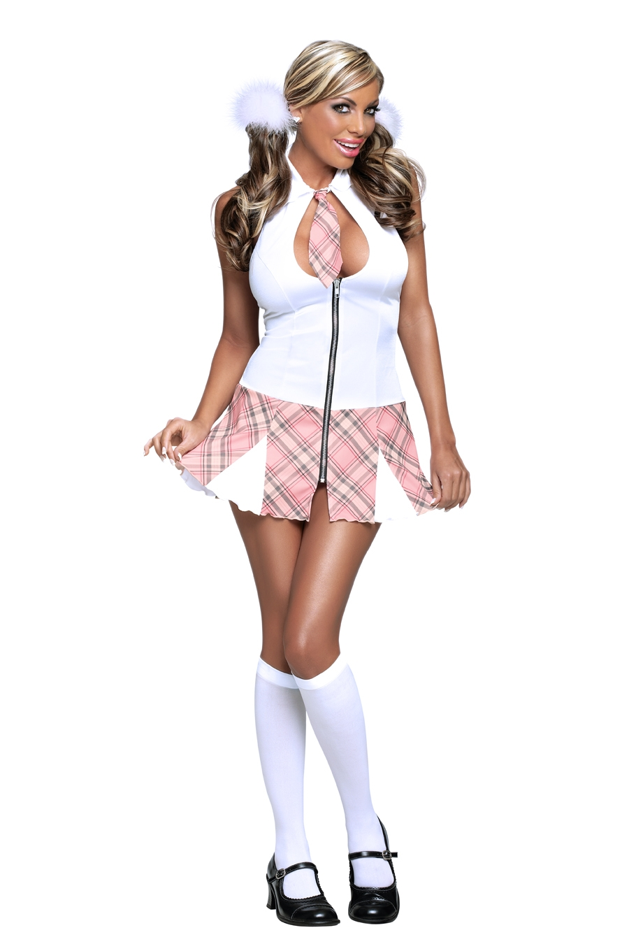 PRIVATE SCHOOL GIRL PINK LARGE
