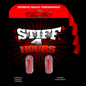 STIFF 4 HOURS 2 PACK (NET)