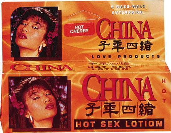 CHINA HOT SEX LOTION-CHERRY
