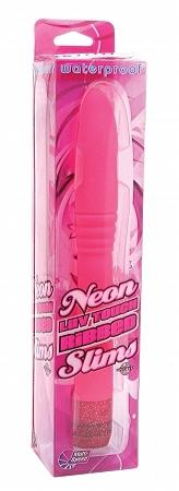 LUV TOUCH WP NEON SLIMS - PINK