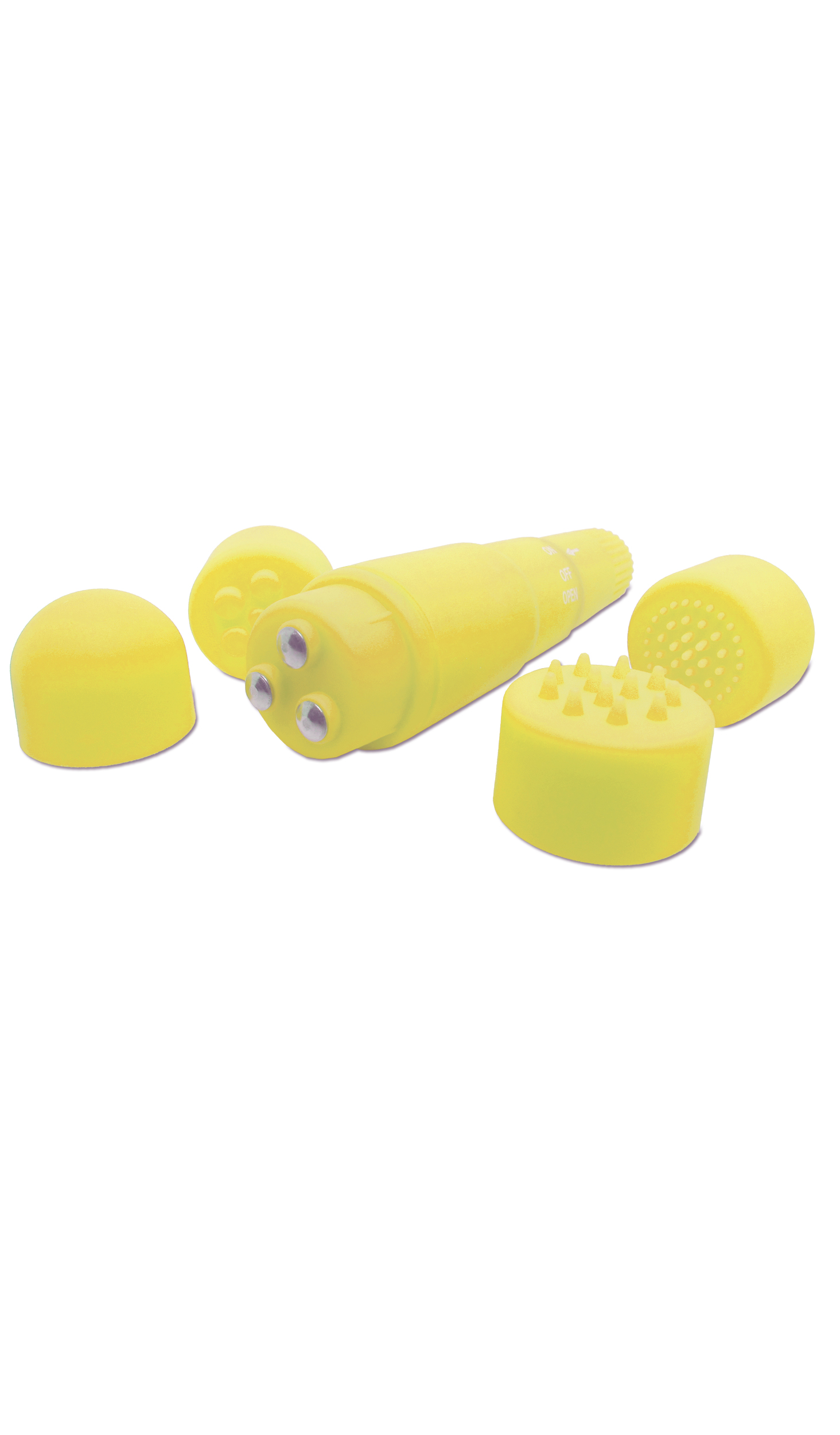 NEON LUV TOUCH MINI MITE YELLOW