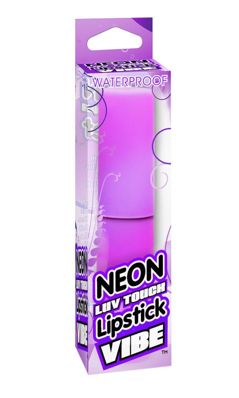 NEON LUV TOUCH LIPSTICK VIBE PURPLE