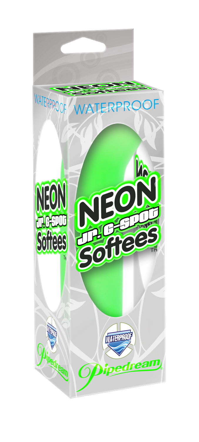 NEON JR GSPOT SOFTEES GREEN
