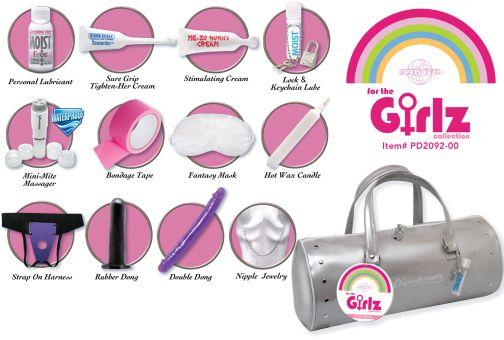 FOR THE GIRLZ PIPEDREAM BAG