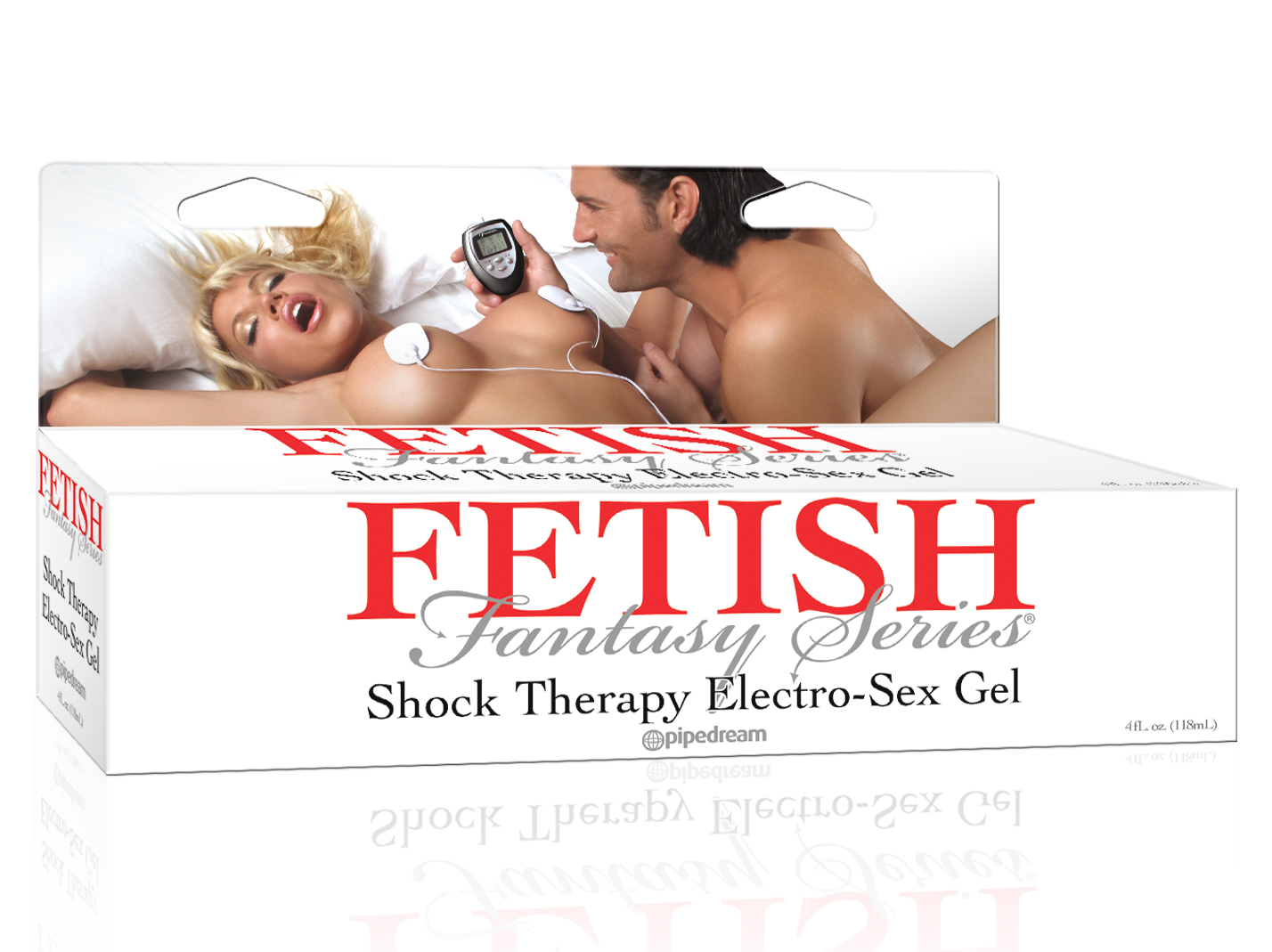 FF ELECTRO SEX GEL 4 OZ