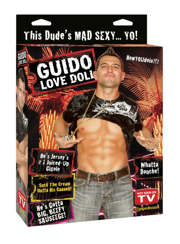 GUIDO LOVE DOLL