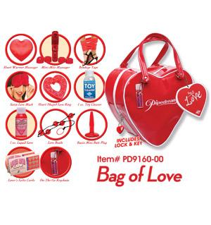 PIPEDREAM BAG OF LOVE