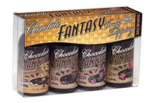 CHOCOLATE FANTASY SAMPLER PACK