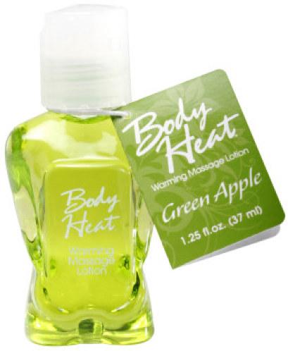 BODY HEAT 1.25 OZ GREEN APPLE