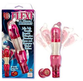 Flexi Clitoral Hummer Pink