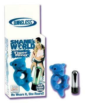 Wireless Enhancer Cock Ring - Tiger