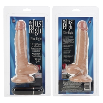 MR JUST RIGHT ELITE EIGHT IVORY