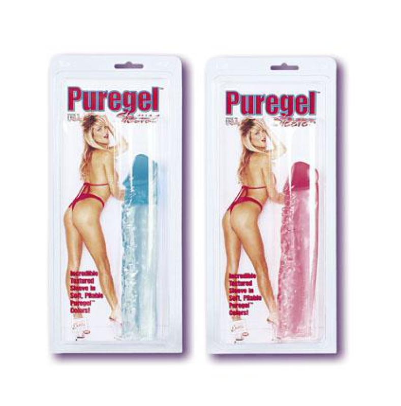 PUREGEL SLEEVE PLUM