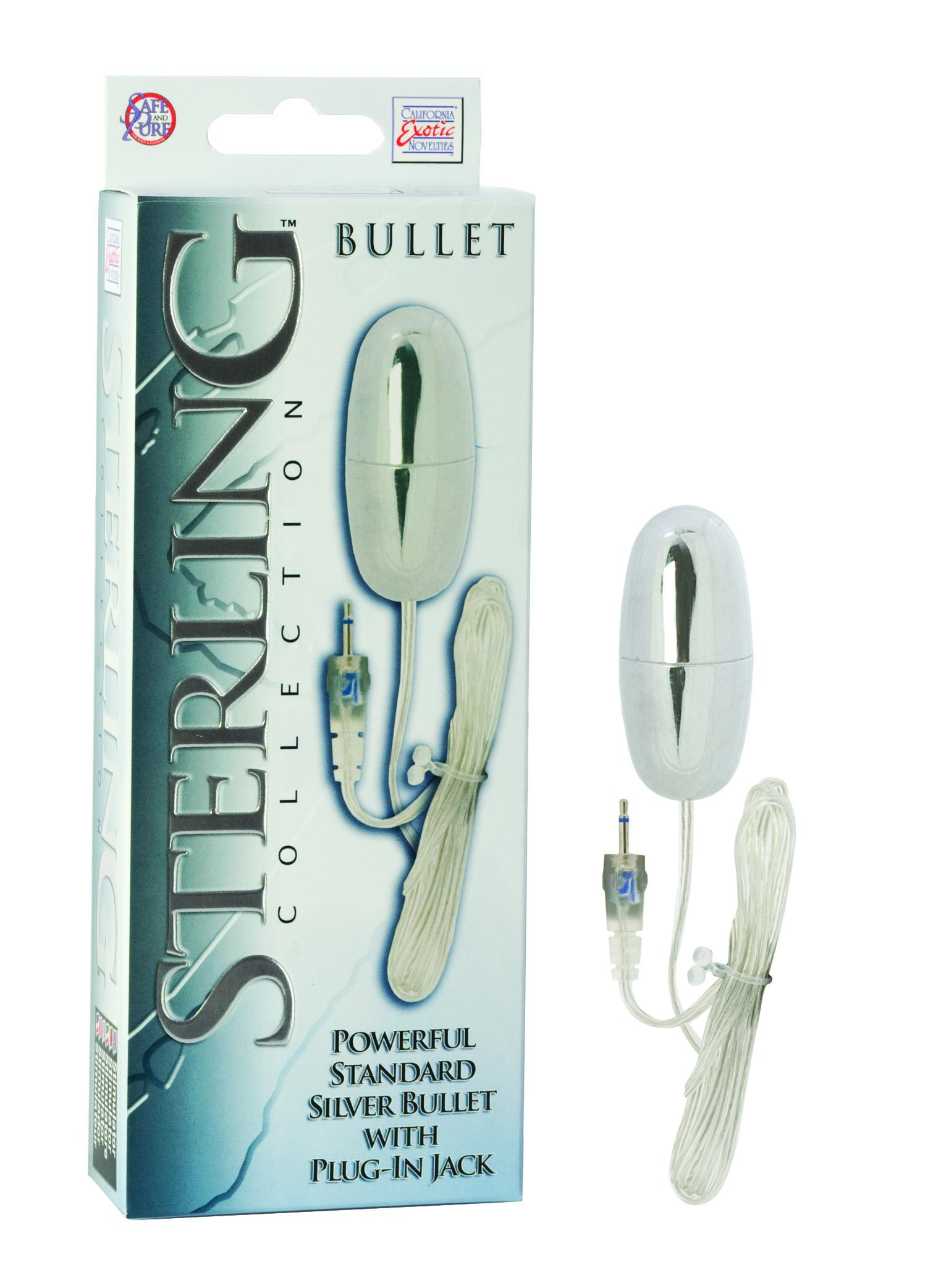 STERLING COLLECTION SILVER BULLET