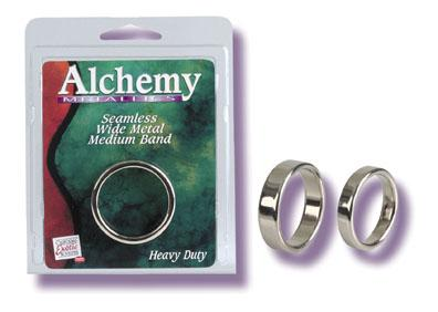 ALCHEMY METAL BANDS-MED