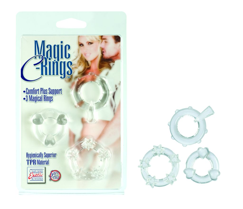 MAGIC C RINGS CLEAR