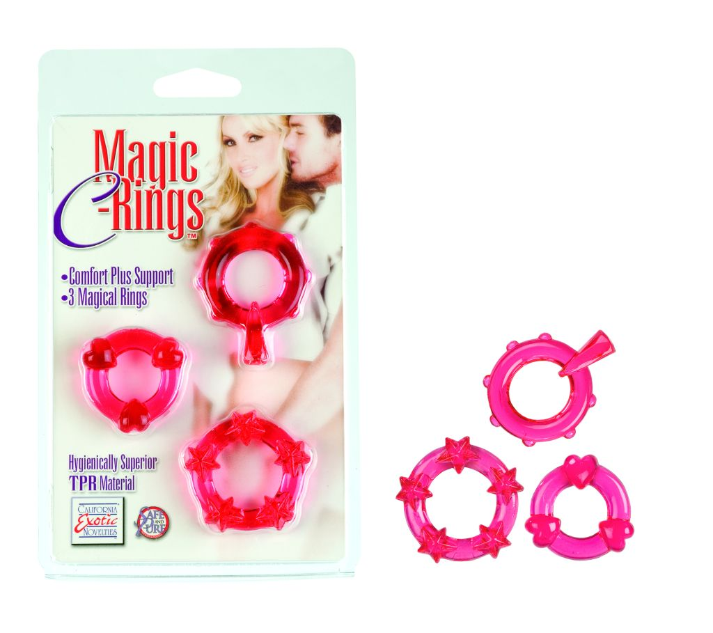 MAGIC C RINGS RED
