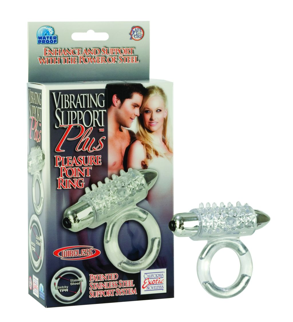 SUPPORT PLUS PLEASURE POINT RING