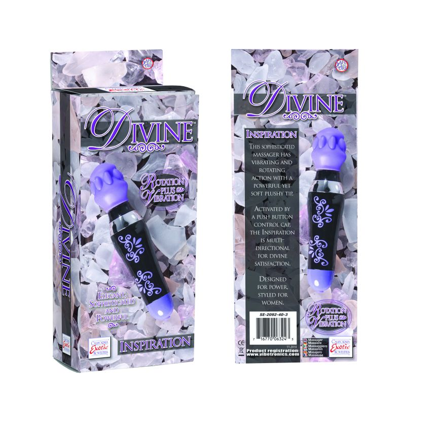 DIVINE INSPIRATION PURPLE