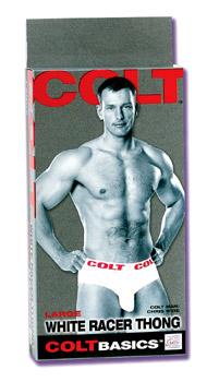 COLT Basic Racer Thong - Small