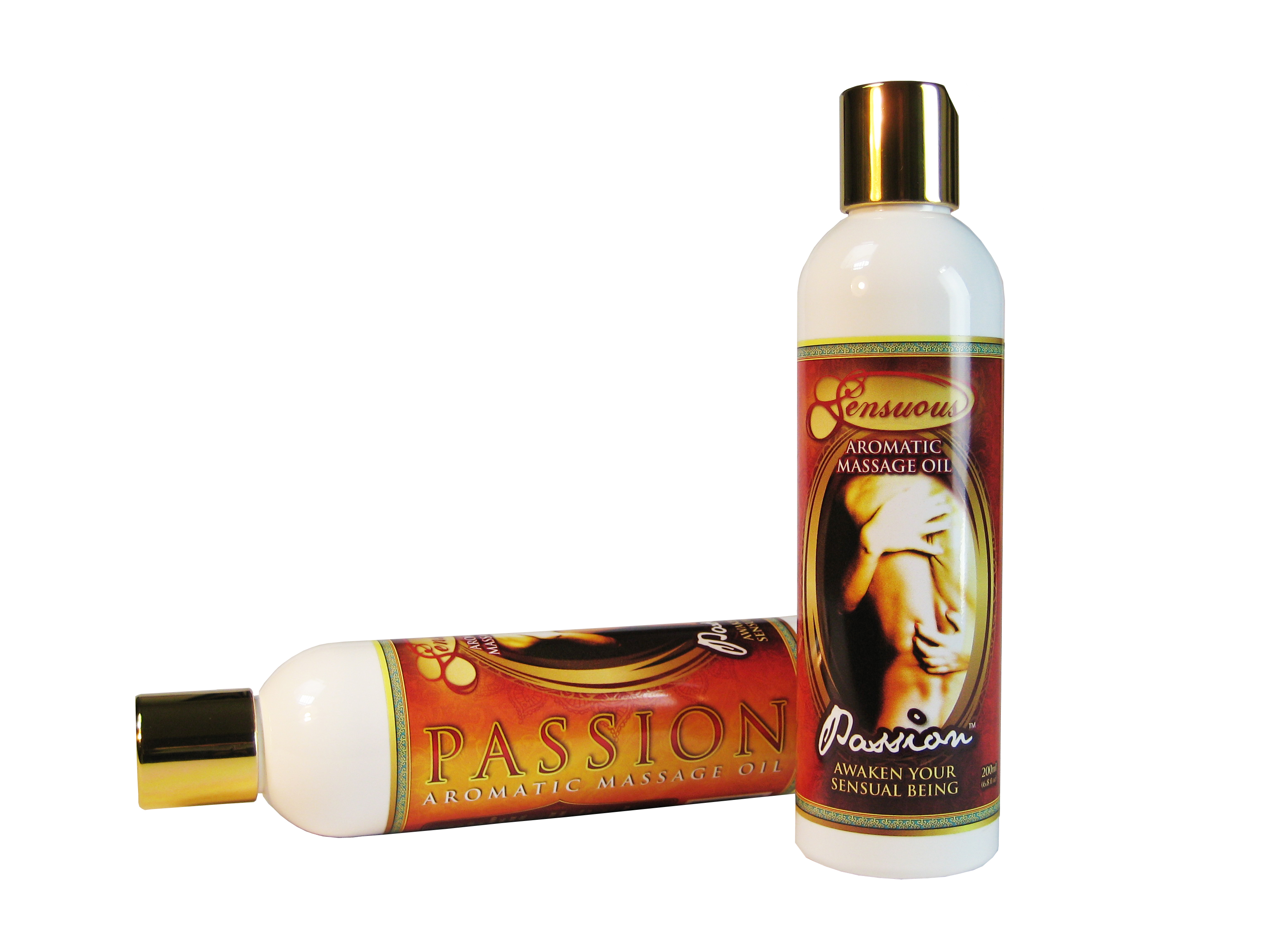 AROMA MASSAGE OIL PASSION