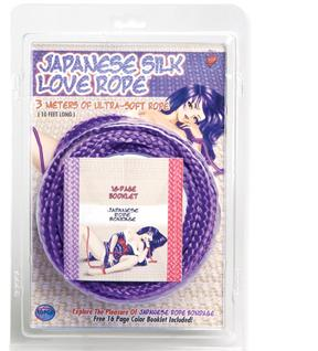 JAPANESE LOVE ROPE 3M PURPLE